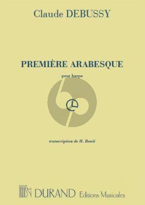 Debussy Arabesque No.1 Harpe (Renie)