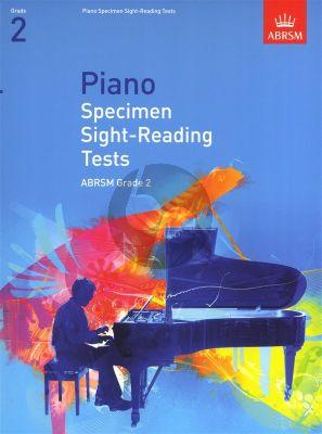 ABRSM Specimen Sight Reading Tests from 2009 Grade 2
