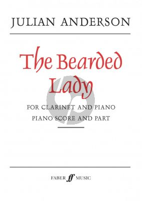 Anderson The Bearded Lady (Clarinet-Piano)
