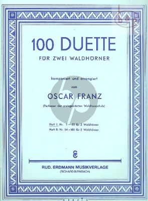 100 Duette Vol.1 (No.1 - 53)