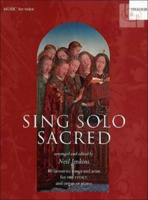 Sing Solo Sacred (High Voice)