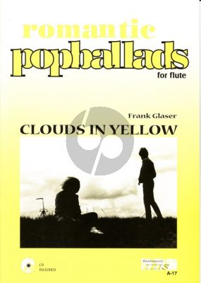 Glaser Romantic Popballads Vol.2 Clouds in Yellow Flute (Bk-Cd)