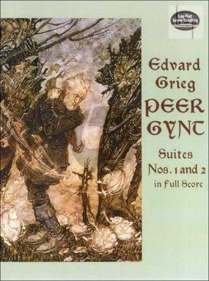 Peer Gynt Suites No.1 Op.46 and No.2 Op.55