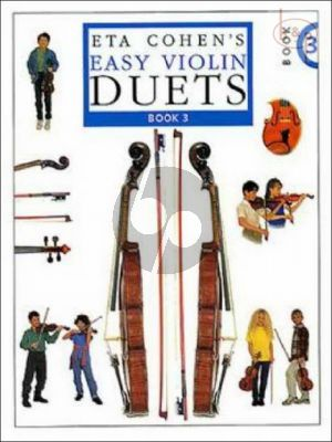 Easy Violin Duets Vol.3