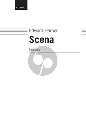 Harper Scena for Cello solo
