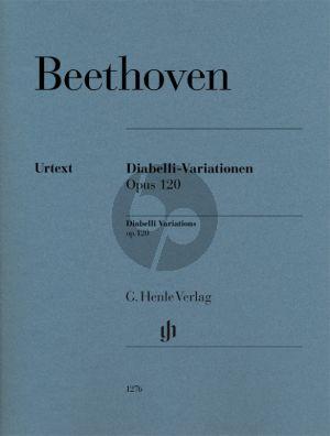 Beethoven Diabelli-Variationen C-dur Opus 120 Klavier (Felix Loy)
