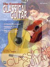 Essential Classic Guitar Collection