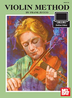 Zucco Violin Method (Book with Video access online)