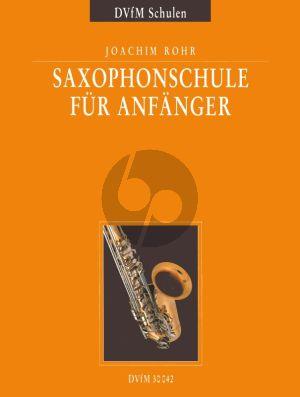 Rohr Saxophonschule fur Anfänger (Wolfgang Ziegenrücker)