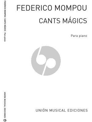 Cants Magics Piano solo