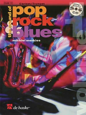 Sound of Pop-Rock-Blues Vol.1 Bes-instrumenten