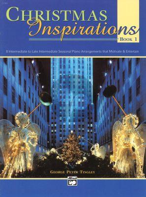 Christmas Inspirations Vol.1 (Intermediate-Late Intermediate Level)