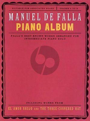 Falla Piano Album