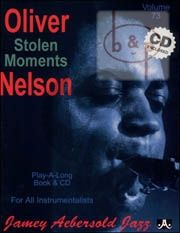 Jazz Improvisation Vol.73 Stolen Moments