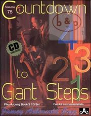Jazz Improvisation Vol.75 Countdown to Giant Steps