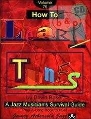 Jazz Improvisation Vol.76 How to Learn Tunes