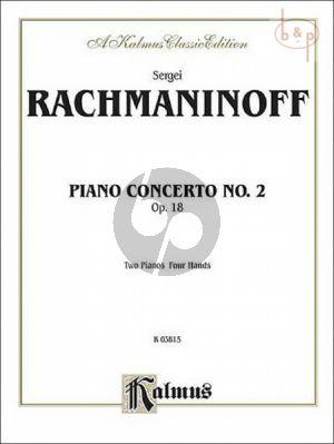 Concerto No.2 Op.18 c-minor