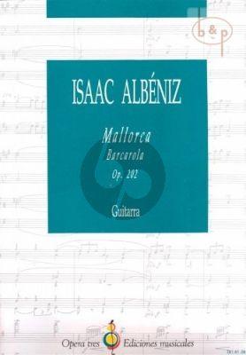 Mallorca (Barcarola Op.202)