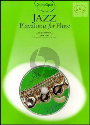 Guest Spot Jazz Playalong (Flute)