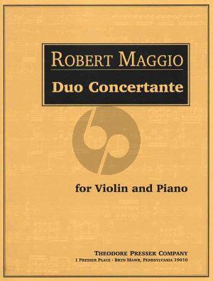 Maggio Duo Concertante for Violin and Piano