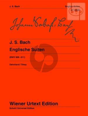 Englische Suiten BWV 806 - 811