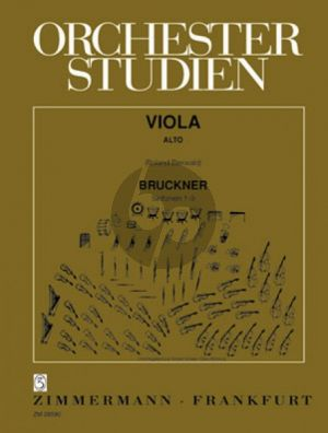 Orchesterstudien Viola