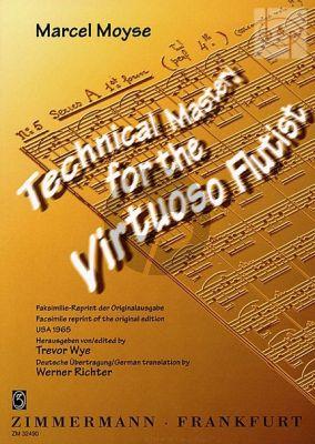 Technical Mastery of the Virtuoso Flutist