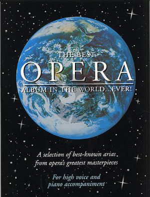 Best Opera Album in the World Ever High Voice-Piano