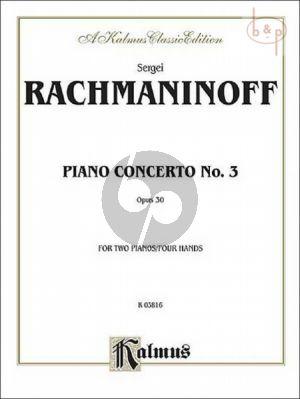Concerto No.3 Op.30 d-minor