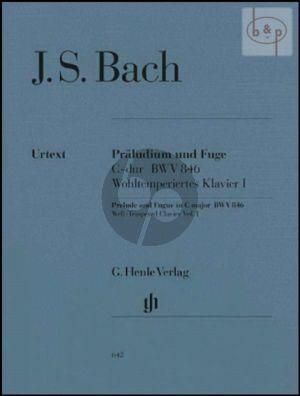 Praeludium & Fuge C-dur BWV 846