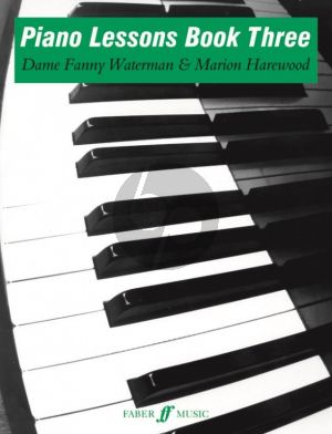 Waterman-Harewood Piano Lessons Vol.3