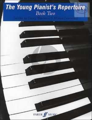The Young Pianist's Repertoire Vol.2 Piano