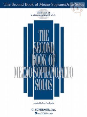 Second Book of Mezzo-Soprano/Alto Solos