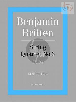 Quartet No.3 Op.94 String Quartet