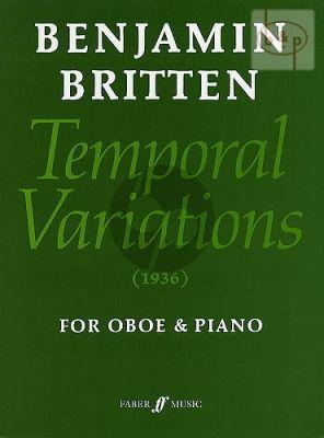 Temporal Variations Oboe-Piano