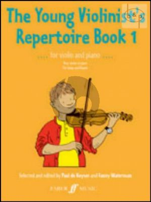 Young Violinist's Repertoire Book Vol.1