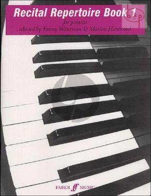 Recital Repertoire Vol.1