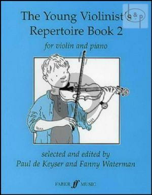 Young Violinist's Repertoire Book Vol.2