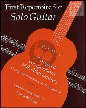 First Repertoire Solo Guitar Vol.1