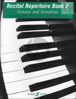 Recital Repertoire Vol.2