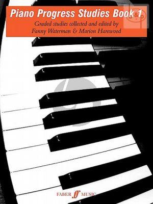 Piano Progress Studies Vol.1