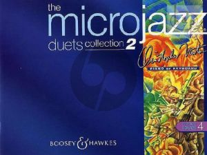 Microjazz Duets Collection 2 Piano 4 hands