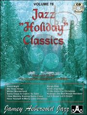 Jazz Improvisation Vol.78 Jazz Holiday Classics