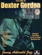 Jazz Improvisation Vol.82 Dexter Gordon
