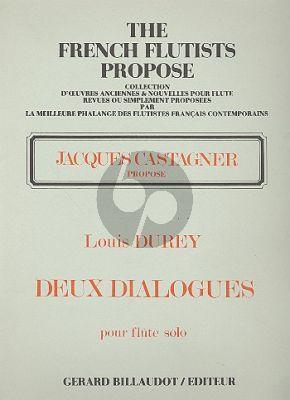 2 Dialogues