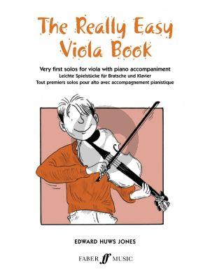 Huws Jones The Really Easy Viola Book