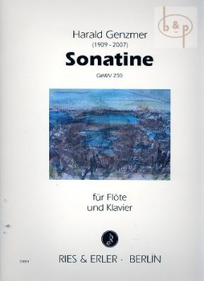 Sonatine GeWV 250 for Flute and Piano