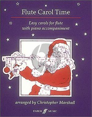 Flute Carol Time (arr. Christopher Marshall) (easy level)