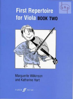 First Repertoire for Viola Vol.2