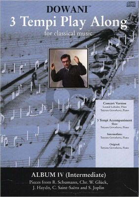 Dowani Album Vol.4 (Intermediate) (Solo Part-CD) (Dowani)
